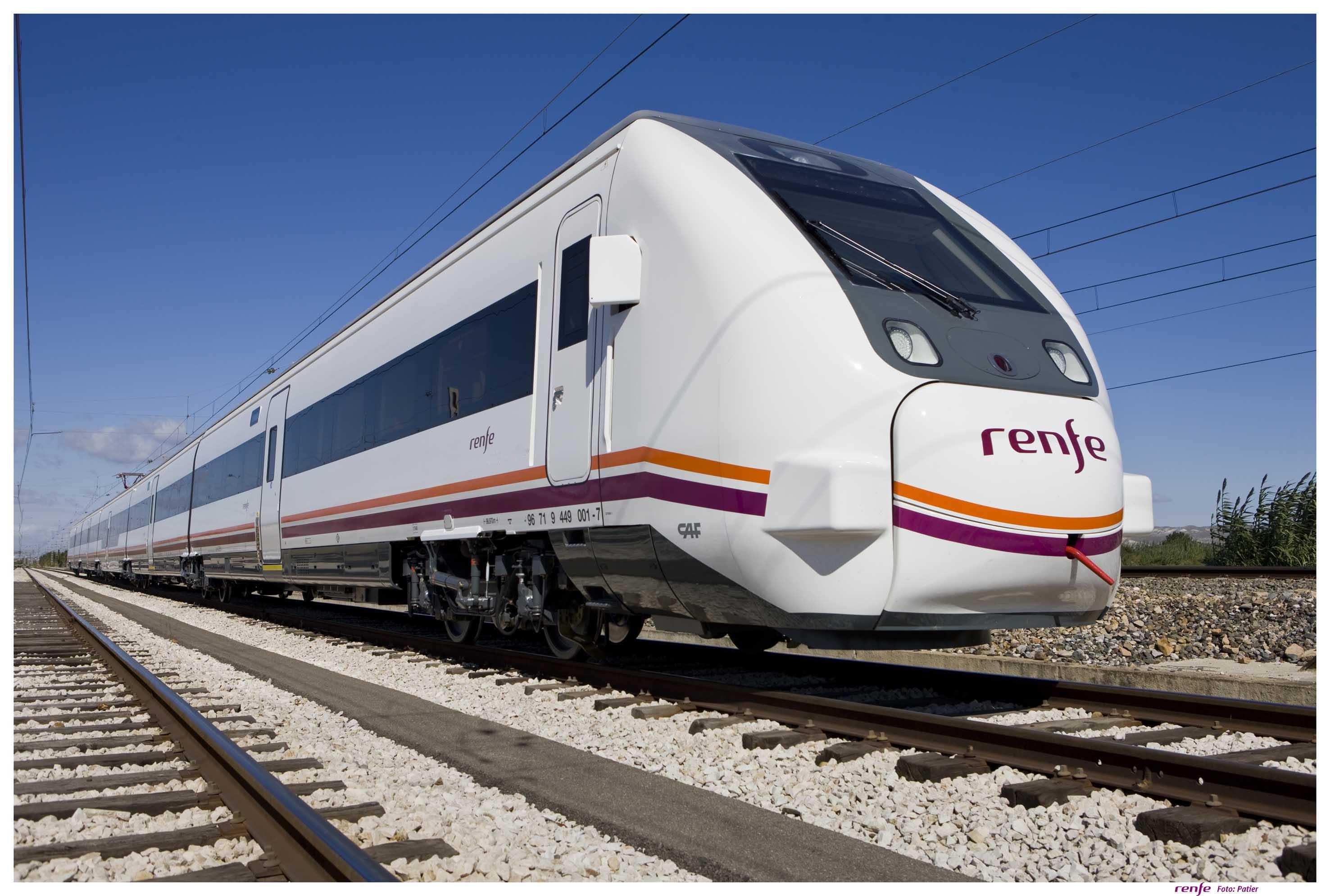 Barcelona y Granada recuperan la conexión por tren en noviembre