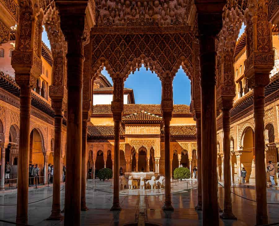 Donde comprar las entradas para La Alhambra