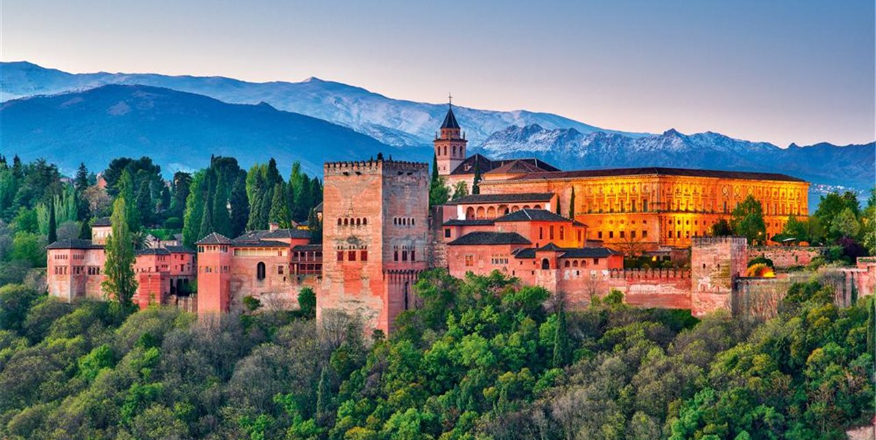 El nuevo sistema de venta de entradas de la Alhambra.